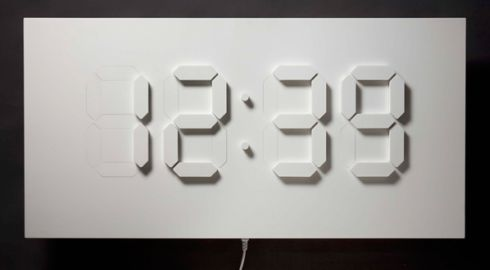 d a clock. Black Bedroom Furniture Sets. Home Design Ideas