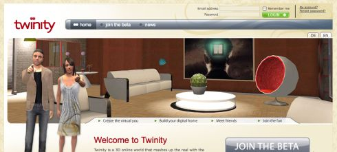 Twinity Design your Apartment Contest