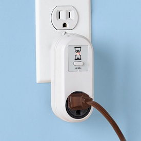 Simple Touch Safety Outlet