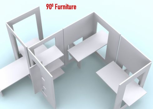 90° Furniture