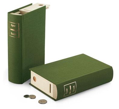 Savings Book