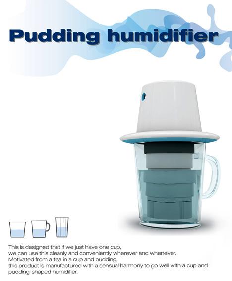 Pudding Humidifier
