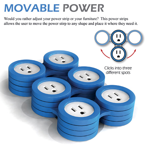 Movable Power