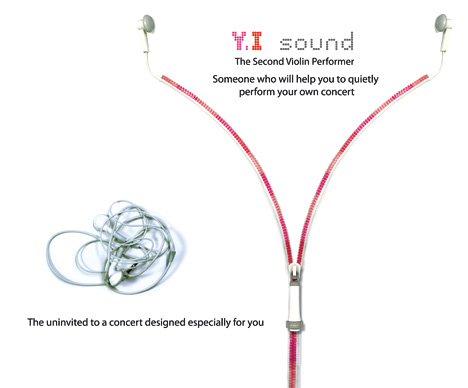 Y.I earphones