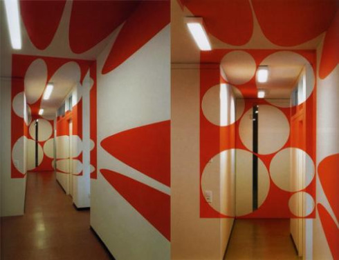 3D Painted Rooms