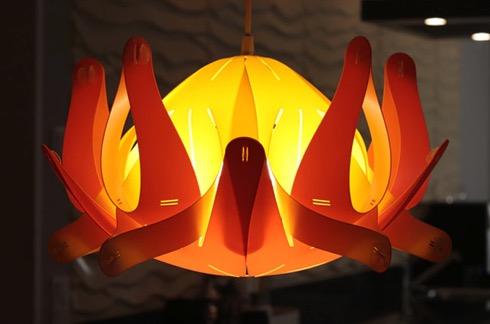 Buttonlooplamp