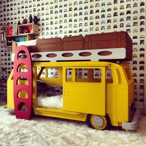 Campervanbaythemebunkbed01