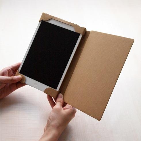Cardboardipadminicase01