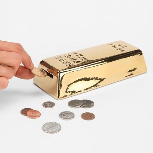 Ceramicgoldbarcoinbank01