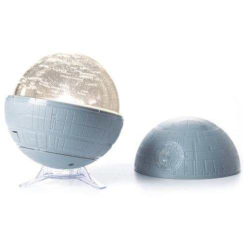 デス・スターが映し出す銀河【Death Star Planetarium】