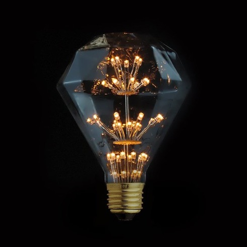 Diamond3wlededisonfireworkslightbulb01