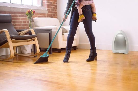 楽々お掃除の強い味方!