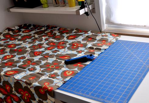 IKEA DIY - ドラフティングテーブル04
