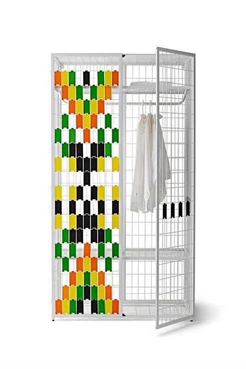 カスタマイズが楽しめるIKEAの新しい収納【IKEA PS 2014 wardrobe】