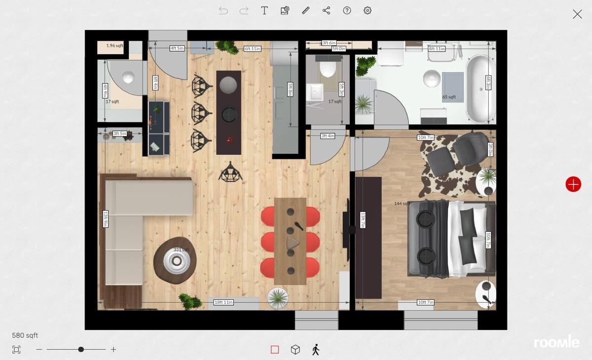 無料で家具配置がシミュレーションできる20のwebサービス - インテリアハック