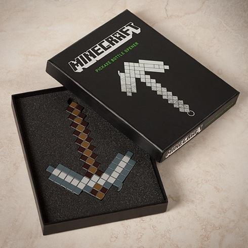 Minecraftpickaxebottleopener03