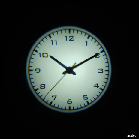 Projectionclock04