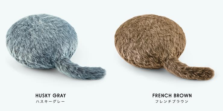 カラバリは2種類。