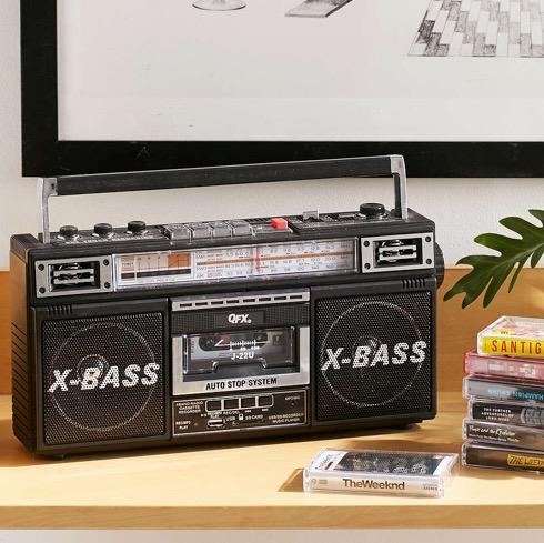 Radiocassettemp301