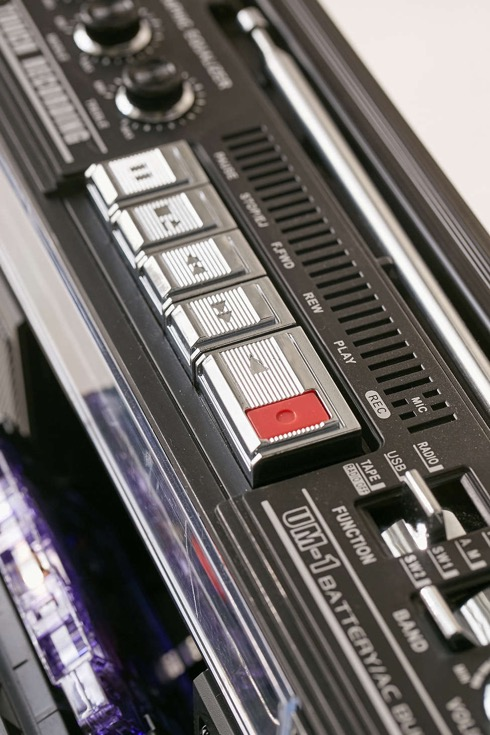 Radiocassettemp303