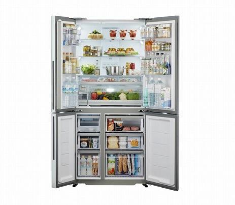 安心のAQUA冷蔵庫