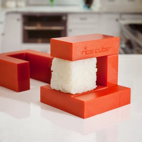 Rice cube for Cool gadgets to make at home