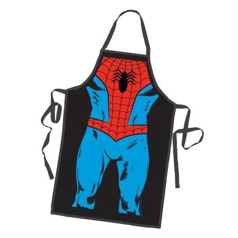 Spidermanbbqapron