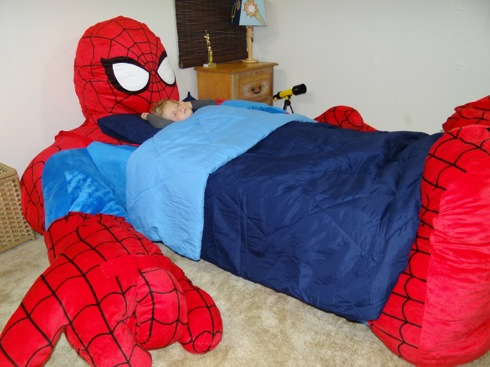 Spidermanbed01