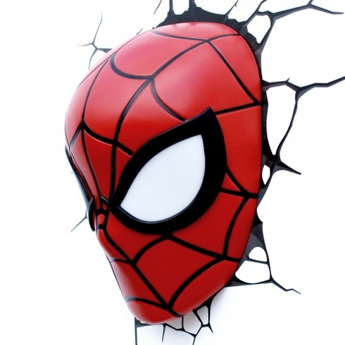 Spidermanmask3ddecolight02