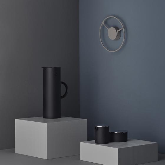 Stelton Time wall clock 部屋