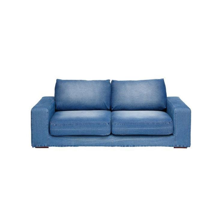journal standard Furniture FRANKLIN SOFA BASIC DENIM 2P
