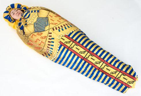 Tutankhamunsleepingbag
