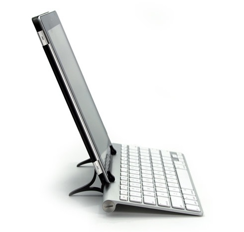 Apple Wireless KeyboardとiPad/iPhoneを一体化させるスタンド!【WINGStand】