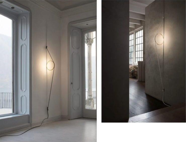 無機質な空間に、暖かな光を。