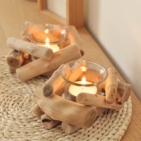 Woodcandleholderset03