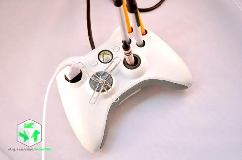 Xbox360controllerdeskorganizer
