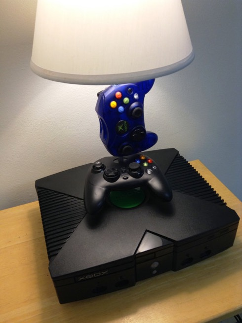 Xboxdesklamp